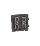 BUS micropush basic control mechanism Arteor - 2 module