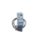 Call transfer interface to DECT - 2 x 17.5 mm DIN module