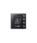 KNX temperature controller - Montaj incastrat - 2 module