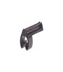 Marker-holder CAB 3 - cross-section 10 to 16 mm² - negru