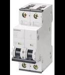 Siguranta automata bipolara 0.3A 6ka Siemens