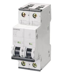 Siguranta automata bipolara 1.6A 6ka Siemens
