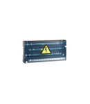 Power distribution block - extra-flat pentru lugs - 125 A