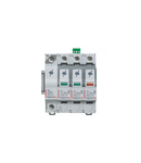 Descarcator SPD - protection of main distribution board -T1+T2 -limp 12.5 kA/pole -3P+N left