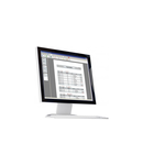 Traceability software (on PC) - to work cu Cat. No 0 766 17