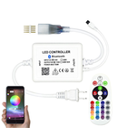 Controler Wifi pentru banda led flexibila RGB