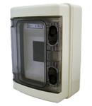 Cutie sigurante IP65 8posturi HA-8