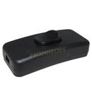 Intrerupator pe fir XC-725 / negru