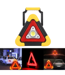 Lanterna multifunctionala HB-6609 (triunghi/solara)