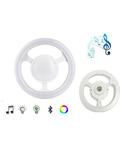 Tub led circular E27 24w/6400k – bluetooth *TV 0,25ron