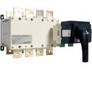 Inversor sursă motorizat , ATyS r 4x630A