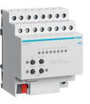 Modul 2 ieșiri pentru ventilatoare 10A, KNX