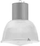 Lampa hala UX-BELL PC1 IP20 1x150W, E27, MT, MB Unolux OMS