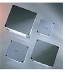 Doza metalica -aluminiu 100x100x59 Scame