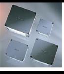 Doza metalica -aluminiu 192x168x80 Scame