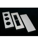 Placa pentru 3 aparate clasice PP80/3 Kopos