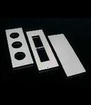 Placa pentru 4 aparate modulare