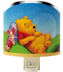 Lampa de veghe Magic Pooh 02103 Klausen