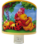 Lampa de veghe Magic Pooh 02107 Klausen