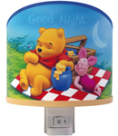 Lampa de veghe Magic Pooh 02102 Klausen