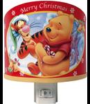 Lampa de veghe Magic Pooh Christmas 23106 Klausen