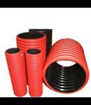 Tub flexibil diam. ext 40 mm/diam.int 32 mm Kopos Kopodur