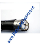 Cablu din aluminiu  armat 2x4 mmp
