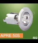 Spot Apre 50S auriu Brilux Brilum