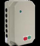 Ansamblu de contactori  stea-triunghi  in cutie 40A