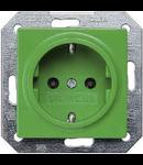 Priza schuko verde  16A Siemens Delta