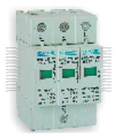 Descarcator tripolar SPD-C20/3P In 20kA