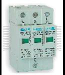 Descarcator tripolar SPD-B40/3P In 40kA