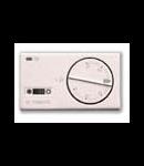 Termostat 5-30 grade celsius 3 mod Alb Ave 45