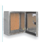 Tablou electric metalic otel inoxidabil 600x400x200mm