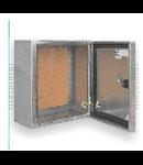 Tablou electric metalic otel inoxidabil 800x600x250mm