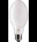 Bec - HPL-N 125W/542 E40 HG SLV/24