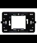 Placa suport 2 module Bticino Matix