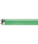 TUB NEON - TL-D 18W Green SLV/25