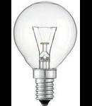 BEC INCANDESCENT - Standard 15W E27 P45 CL