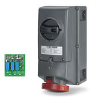Priza Antiex 16A 2P+E 230V IP66 Scame