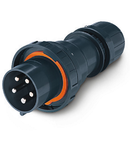 Stecher industrial Antiex 63A 3P+E 400V Scame