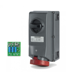 Priza Antiex 32A 3P+N+E 400V IP66 cu siguranta  Scame