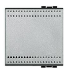 Placa iluminata ptr intrarupator 2 module Bticino Light Tech