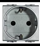 Priza schuko 16A/230V Bticino Light Tech