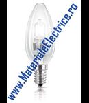 BEC - EcoClassic30 candle B35 42W E14 230V CLARA 1CT/15 Philips