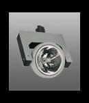 Corp de iluminat pe sina ESTRA, LUME E10H - Brilum