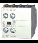 Bloc contacte auxiliare 1NI+1ND Eaton Moeller