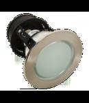 Spot Downlight GL120E 1xE27 max 60W alb D-140mm Stellar
