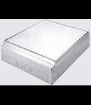 Doza metalica pentru doza de pardoseala 20 module Gewiss