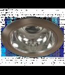SPOT DOWNLIGHT GL202E, 2 x MAX E27, 2xMAX 20 W, SATIN NICHEL, D- 226 mm, STELLAR